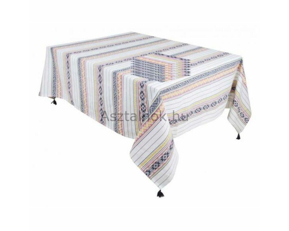 Tarkán szőtt asztalterítő csomag szalvétákkal-Asztalnok Webáruház 47fd9af611