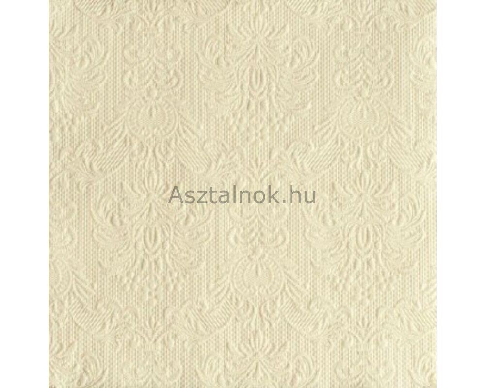 Elegance krém színű ünnepi szalvéta 8687992482