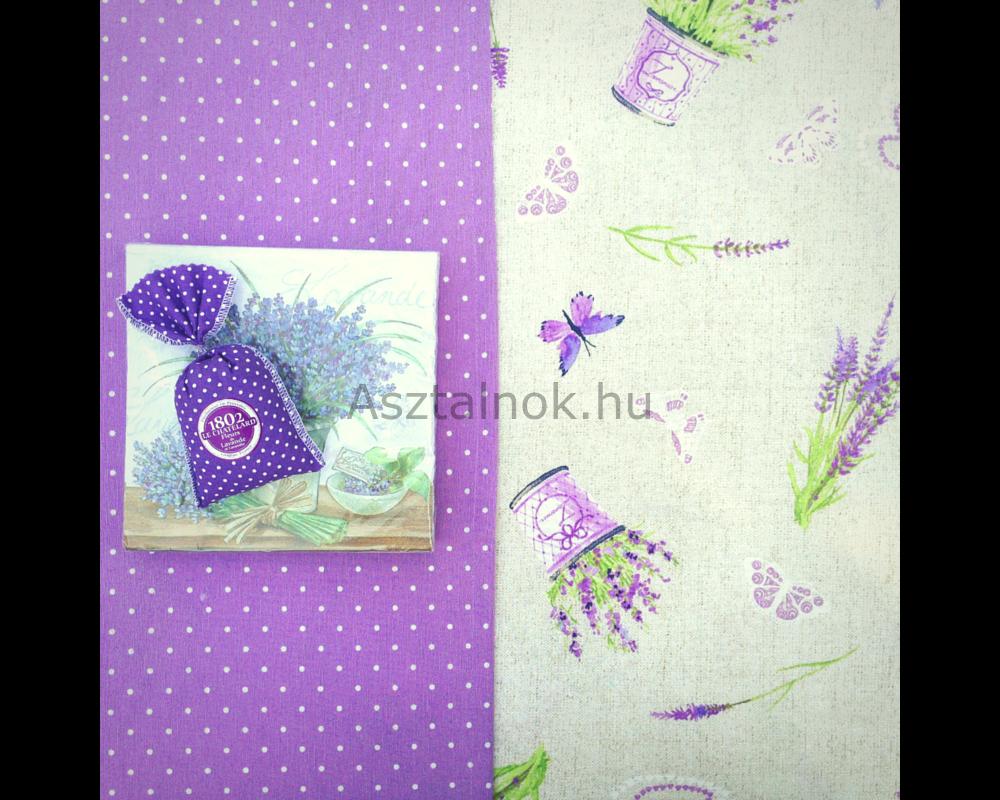 Levendula terítő csomag - Levendula álom - Asztalterítő 21155c7a63