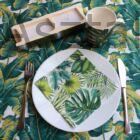 Esőerdő asztalterítő