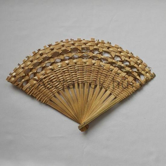 Bambusz legyező