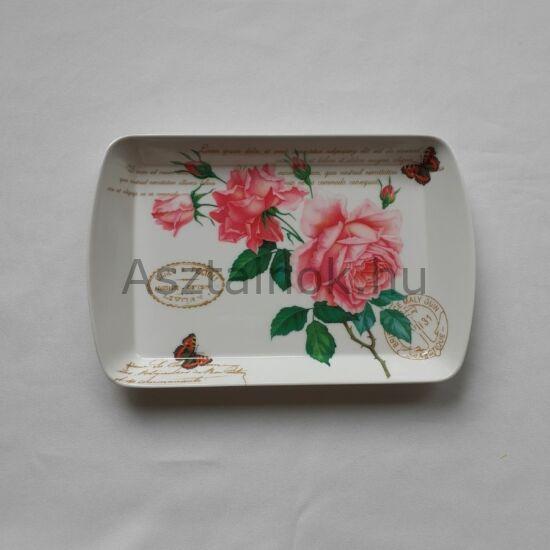 Rózsakert kistálca
