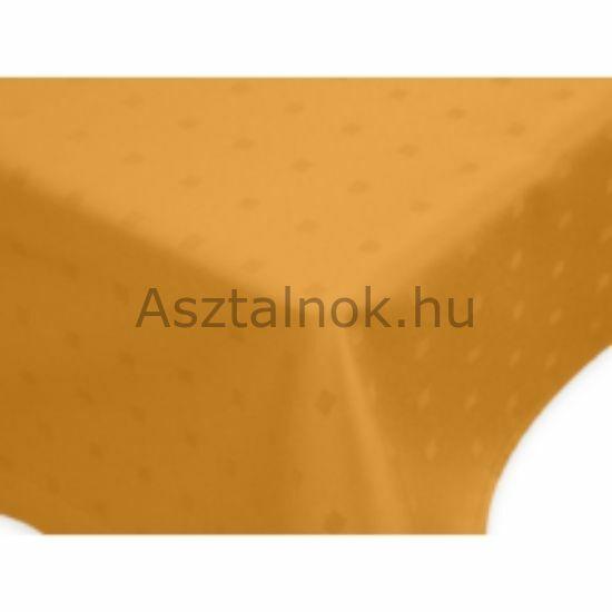 Pötyi ünnepi asztalterítő sárga