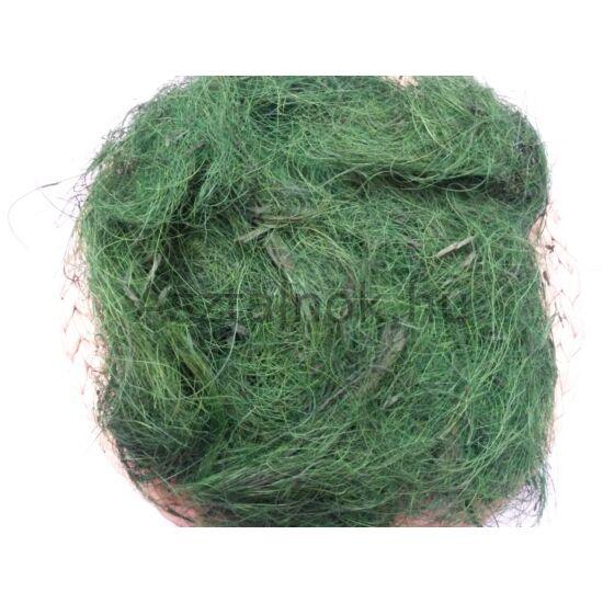 Mohazöld szizál kóc