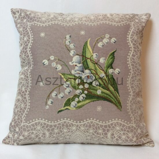 Gyöngyvirág párnahuzat