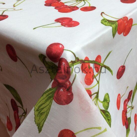 Cseresznye asztalterítő