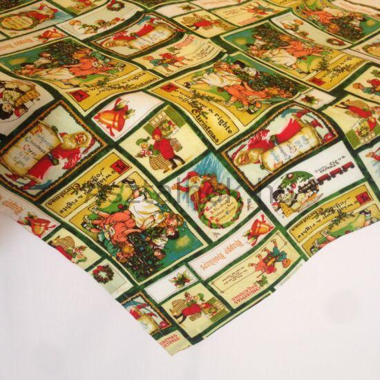 Karácsony Anno asztalközép/napron terítő