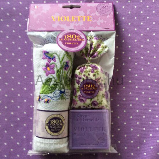 Violetta ajándék csomag