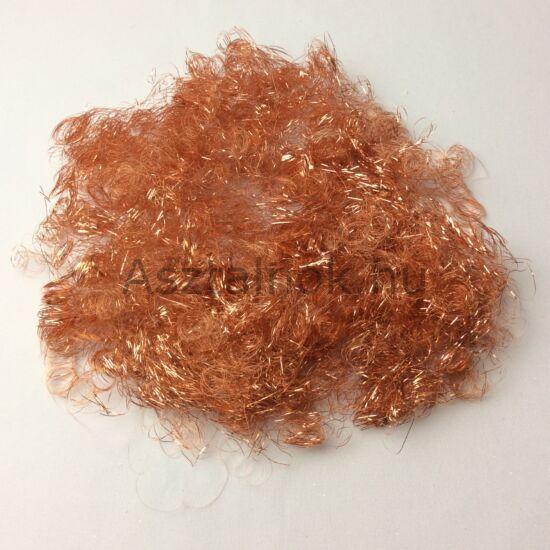 Angyalhaj dekoráció copper