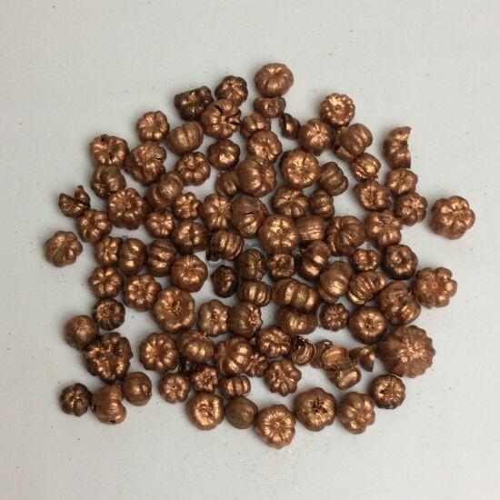 Liliputi tök dekorációs szett rosegold glitteres
