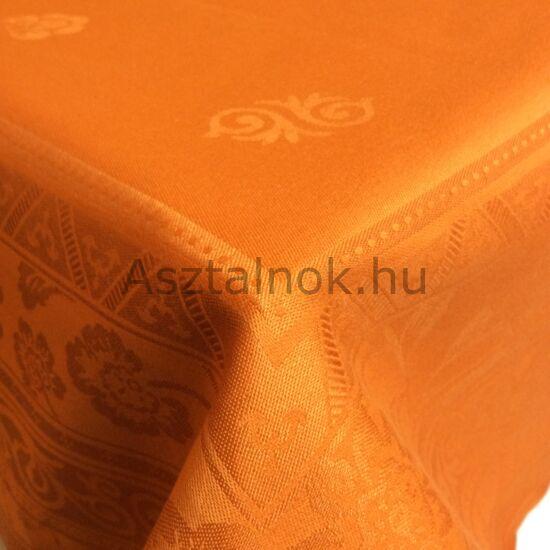 Mandarin lenvászon terítő