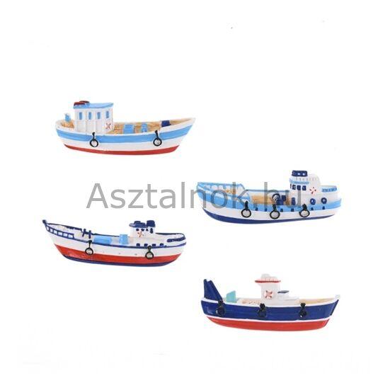 Halászhajó dekorációs csomag