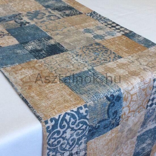 Mozaik asztali futó