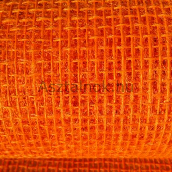 Narancs juta asztali futó