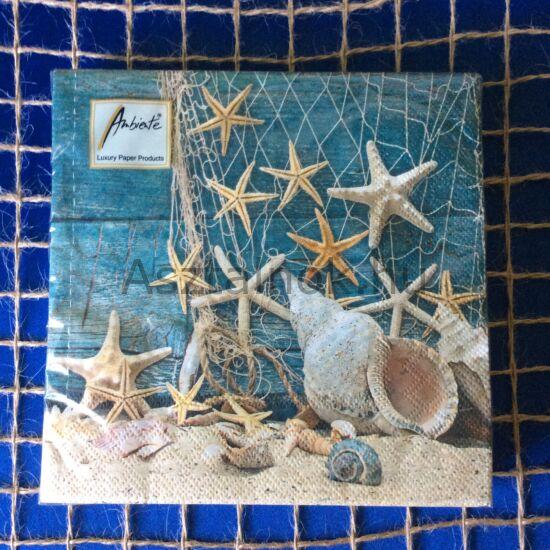 Tengeri csillag papírszalvéta