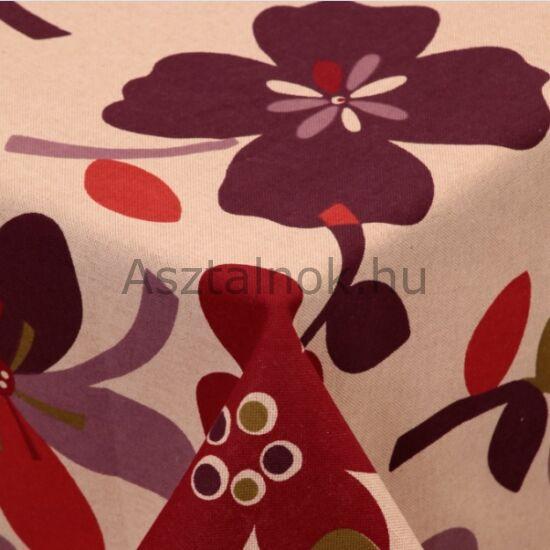 Virágoskert asztalterítő