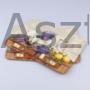 Kép 2/2 - Levendulacsokor parafa tányéralátét készlet