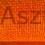 Kép 1/2 - Narancs juta asztali futó